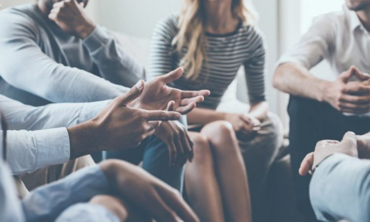 Creating a positive safety culture through discussion